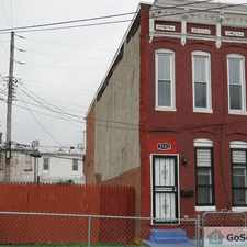 Rental info for Very Nicely Rehabbed Lead Free House with Large Bathroom. Kitchen has Built in Microwave. Bonus Large Fenced in Yard Included. in the Bentalou - Smallwood area