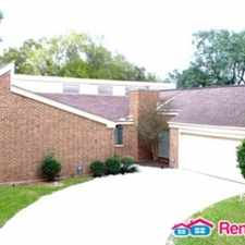 Rental info for 3606 Covey Trail Dr in the Missouri City area