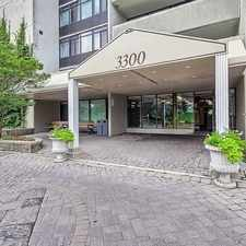Rental info for 3300 Don Mills Road #1105 in the Hillcrest Village area