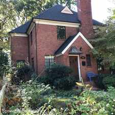 Rental info for 2102 Belvedere Ave in the Charlotte area