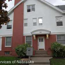 Rental info for 900 S 18th St #5 in the Lincoln area