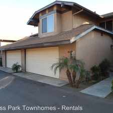 Rental info for 1112 S. Cypress Ave. Unit #1-47