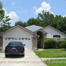 Rental info for HARBOR ISLAND SUBDIVISION 1836 Harbor Island Drive in the 32003 area