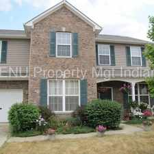 Rental info for 4 Bedroom 2.5 Bath with Loft Near Geist Reservior in the Lawrence area
