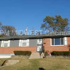 Rental info for FIRST MONTH FREE TO APPROVED TENANT-Spacious ranch with finished lower level! in the Cincinnati area