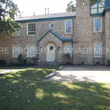 Rental info for 2 Bedroom, 1 Bath Monticello Apartment in the Fort Worth area