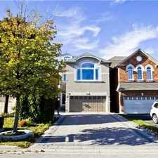 Rental info for 46 Wayside Avenue in the Markham area