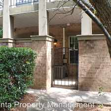 Rental info for 6980 Roswell Rd. Unit E-9 in the Sandy Springs area