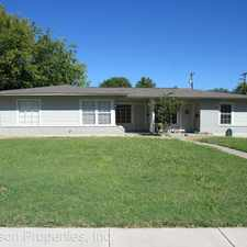 Rental info for 855 Rittiman Rd in the Wilshire area
