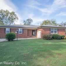 Rental info for 314 Christopher Drive in the Athens area