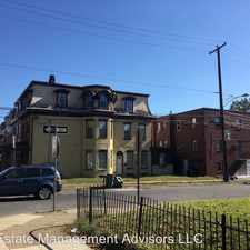 Rental info for 4833 Penn St in the Frankford area
