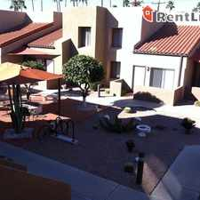 Rental info for 2525 S McClintock in the Tempe area