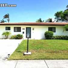 Rental info for $6000 4 bedroom House in Pompano Beach in the Deerfield Beach area