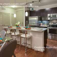 Rental info for 1414 shore district in the Austin area