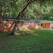Rental info for 2596 Dawn Dr in the Candler-McAfee area
