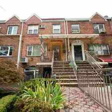 Rental info for 3708 Shore Pkwy Brooklyn, Fully renovated brick home.