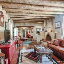 Rental info for 774 Acequia Madre - Main House 136