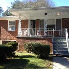 Rental info for Section 8 Ready 3/2 Home Available TODAY!! in the Grove Park area