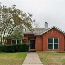 Rental info for 4 Bedroom Garland Home With Office in the Star Crest area
