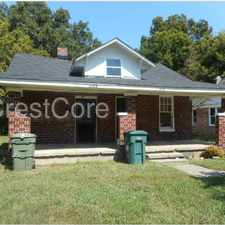 Rental info for 3408 Bowen in the Memphis area