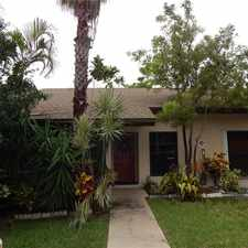 Rental info for 3056 South Oakland Forest Drive in the Lauderdale Lakes area