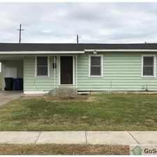 Rental info for Beautiful, Remodeled 4/2! in the Corpus Christi area