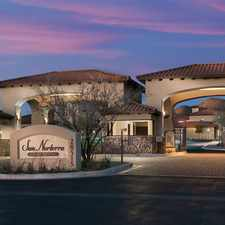 Rental info for San Norterra Apartments by Mark-Taylor