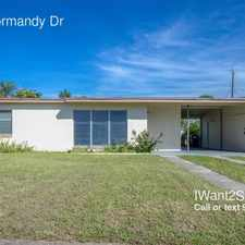 Rental info for 3204 Normandy Dr