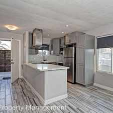 Rental info for 1575 Scott St #01 in the San Diego area