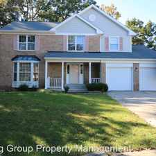 Rental info for 10812 Cherry Blossom Court in the Calverton area