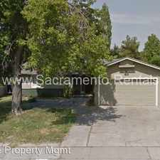 Rental info for 6117 Shenandoah Drive in the Foothill Farms area