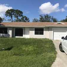 Rental info for 1361 SW Bellevue Avenue in the Port St. Lucie area