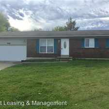 Rental info for 4824 Central School Rd in the St. Peters area