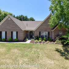 Rental info for 723 Mize Farm Court