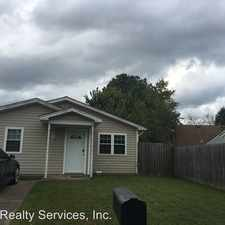 Rental info for 3834 Augustine Circle in the 23703 area