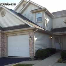 Rental info for $1490 2 bedroom Townhouse in North Suburbs Schaumburg in the Roselle area