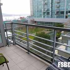 Rental info for 590 Nicola St #5FL in the West End area