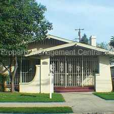 Rental info for Cozy Stockton 2 Bedroom 1 Bath Home in the Civic Center area