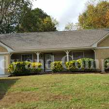 Rental info for Great home!! in the Memphis area
