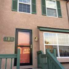 Rental info for 3 BR Townhouse In D20 in the Ute Valley Park area