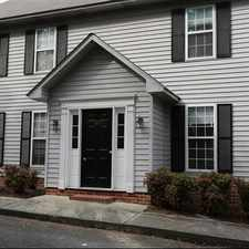 Rental info for 2 Bedroom Townhome Available NOW