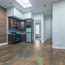 Rental info for 412 Chauncey Street in the New York area