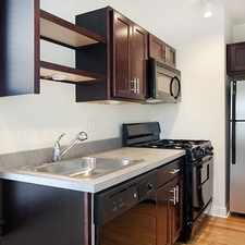 Rental info for Reside at Belmont Harbor in the Chicago area