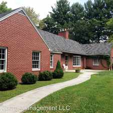 Rental info for 2416 Old Bluefield Rd