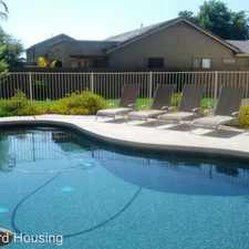Rental info for 91 W Cardinal Way in the Chandler area