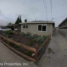 Rental info for 1845 W. 146th St. - A