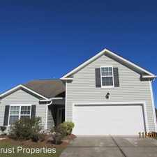 Rental info for 159 Mayfield Dr in the Goose Creek area