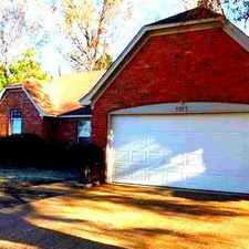 Rental info for 4543 BASSET HALL DR in the Memphis area