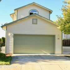 Rental info for 905 Lighthouse Court in the Vallejo area