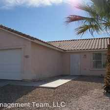 Rental info for 2109 Langdon Way - 1 in the North Las Vegas area